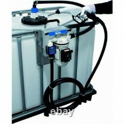 Pompe pro Adblue avec compteur pour cuve IBC