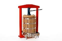 Pressoir à fruits et raisins hydraulique GP-50 pommes, baies, jus, vin, cidre