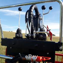 Rückewagen-rückanhänger Faunus 5.10 Ftg Couleur 50 + Grue FB51