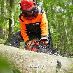 Shindaiwa Tronçonneuse 452s Scie Kettensäge Essence Professionnelle Forêt 325