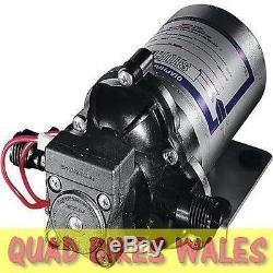 Shurflo 12V 45psi 3 Gpm Pulvérisateur Pompe 2088-343-135