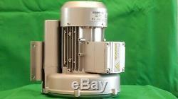 Soufflantes à Canal Latéral A192S 1,1 Kw 230 V pour Fonctionnement en Continu