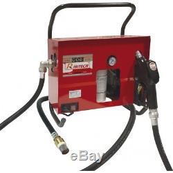 Station pompe à gasoil DELUXE 350 watts