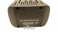 Stihl Batterie AP 200 Lithium ion 36volt MSA, ciseaux, BGA, FSA, HTA, HLA