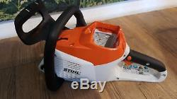Stihl MSA 160 C BQ Kettensäge Batterie AP 200 & Chargeur Al 101 Ensemble 30cm
