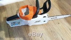 Stihl MSA 200 C BQ Kettensäge Batterie AP 300 & chargeur al 300 Ensemble 30cm