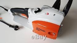 Stihl MSE 250 C-Q Scie électrique à chaîne 2,5 kW tronçonneuse elektrosaege épée