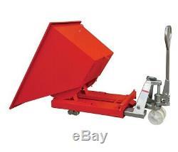 Stockman Benne autobasculante 600L 1525x865mm SBA600