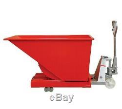 Stockman Benne autobasculante 900L 1525x1215mm SBA900