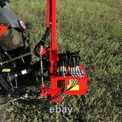 Taille-haies GIEMME MACHINERY AMD 130 pour tracteurs de 20 à 60 ch taille 1,30 m