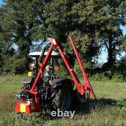 Taille-haies GIEMME MACHINERY AMD 145 pour tracteurs de 20 à 60 ch taille 1,45 m