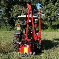 Taille-haies GIEMME MACHINERY AMD 160 pour tracteurs de 20 à 60 ch taille 1,60 m