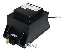 Trafo pour thermoplongeur 400 Watt de 230V/24V protection gel accessoire