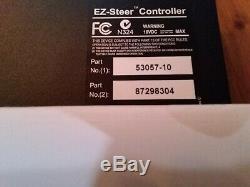 Trimble Autoguidage électrique EZ-Steer avec contoller système mounting plate