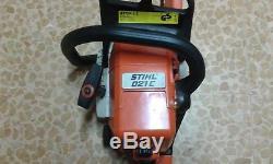Tronçonneuse STIHL 021 C Coupe de 35 CMS
