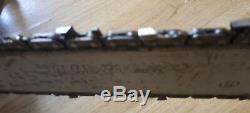 Tronçonneuse Stihl 08 S pour pieces detachées avec livret utilisateur