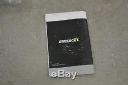 Tronçonneuse à Essence 72cc 4,2cv Lame de Scie 24 Leistungsstark-Greencut