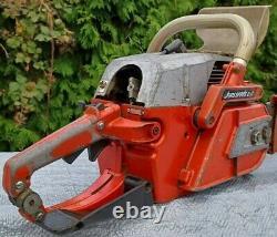 Vintage/Ancienne tronçonneuse JONSERED 621 etat fonctionnement