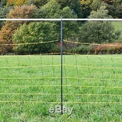 Wolfsnetz 90/120 cm 50m Long Wolfsabwehrnetz Abwehrnetz Clôture Électrique Net